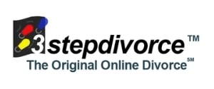 picture of 3StepDivorce logo
