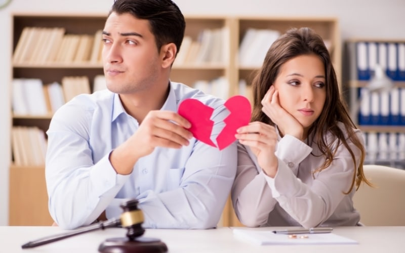 Top 25 Reasons For Divorce