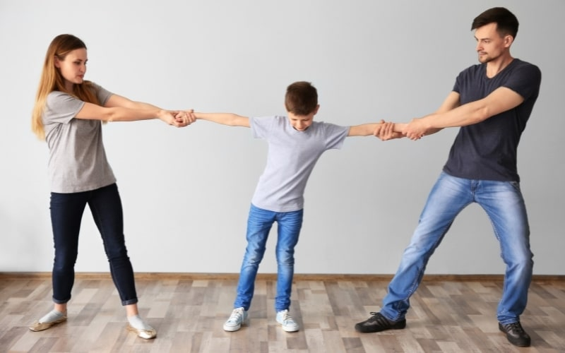 A Survival Guide to Co-parenting with a Narcissist